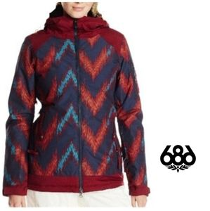 686 Authentic Aerial Snowboard Winter Jacket